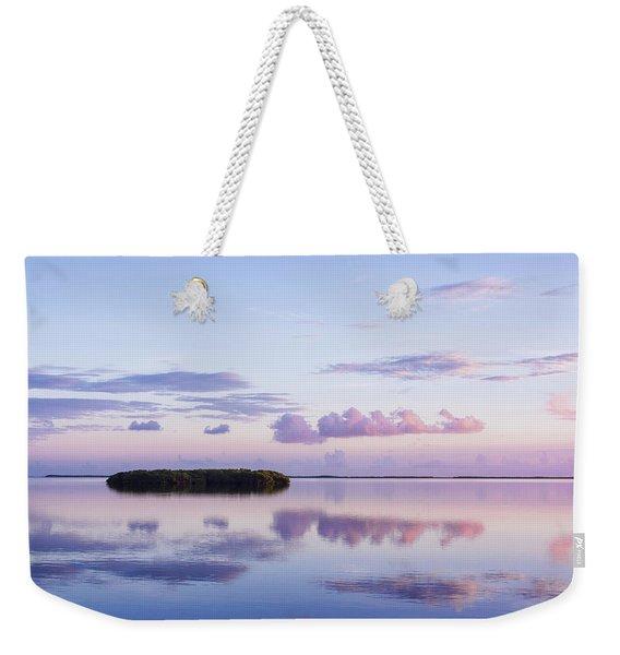 Serenity At Sunrise Weekender Tote Bag