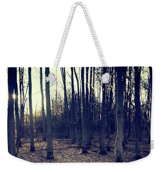 Series Silent Woods 1 Weekender Tote Bag