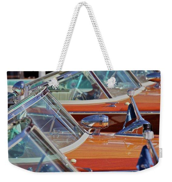 Riva Row Weekender Tote Bag