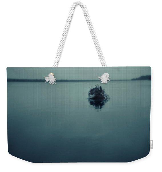 Series Wood And Water 1 Weekender Tote Bag
