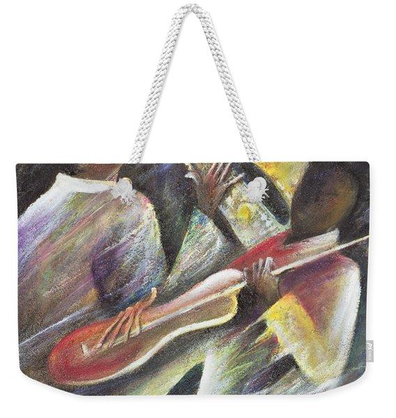 Session Weekender Tote Bag