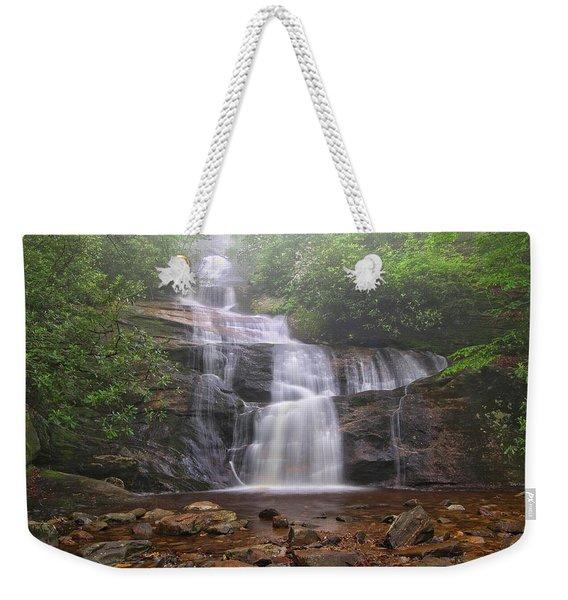 Setrock Creek Falls  Weekender Tote Bag