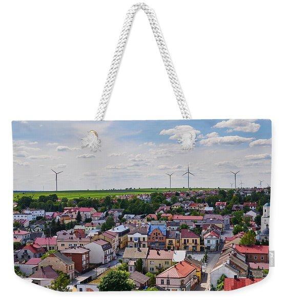 Settlers Weekender Tote Bag