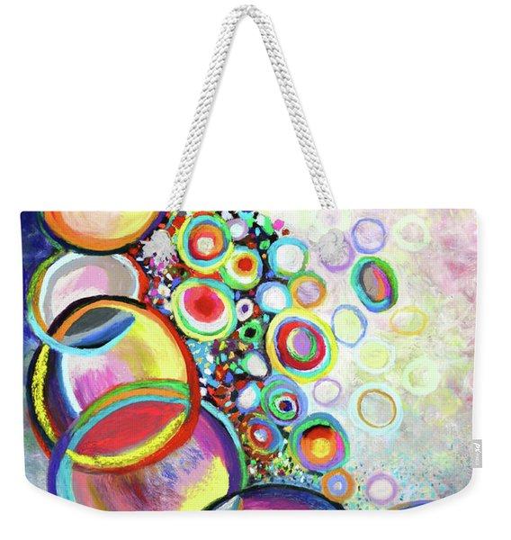 Seven Truths Weekender Tote Bag
