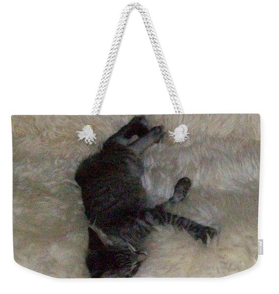 Seventh Heaven Weekender Tote Bag
