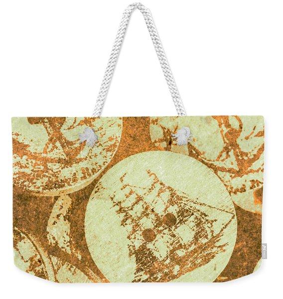 Sewing Sails Weekender Tote Bag