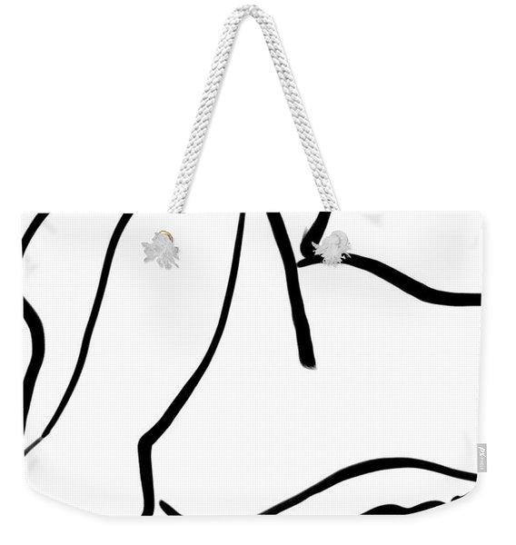 Sex  Weekender Tote Bag