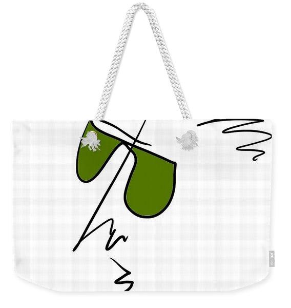 Shades Weekender Tote Bag