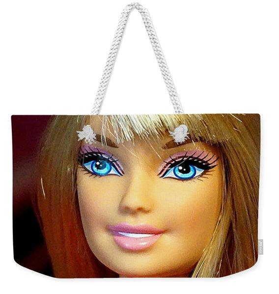 Shades Of Blonde Weekender Tote Bag