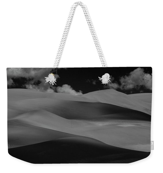 Shades Of Sand Weekender Tote Bag