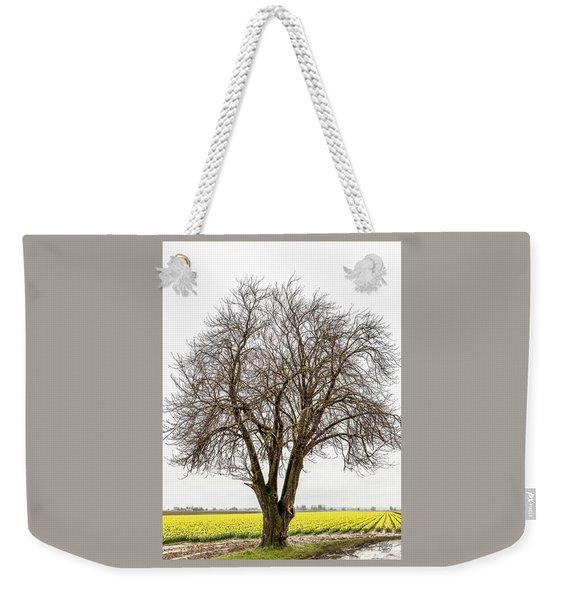 Shades Of Spring Weekender Tote Bag