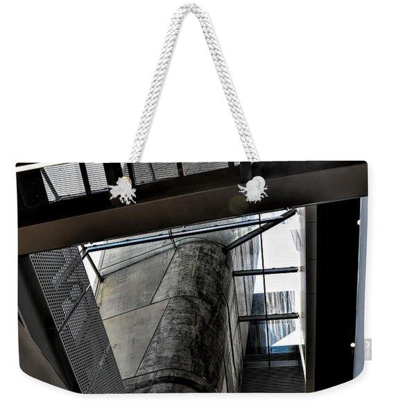 Shadow And Light Weekender Tote Bag