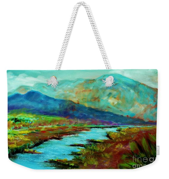 Shadow Brook Weekender Tote Bag