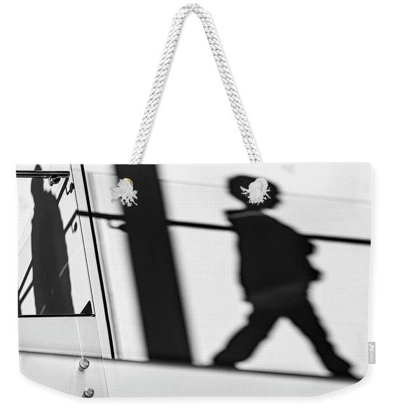 Shadow Child Weekender Tote Bag