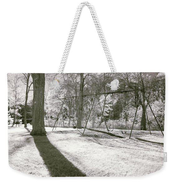 Shadow Of A Memory Weekender Tote Bag