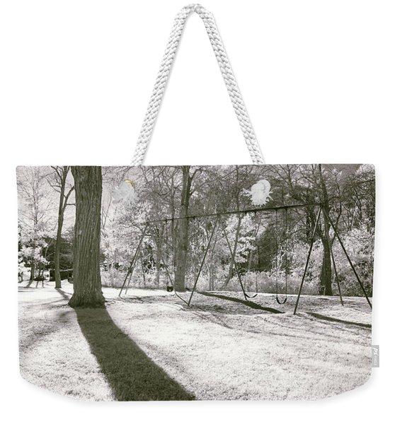 Shadow Of A Memory Weekender Tote Bag
