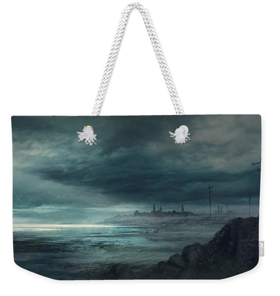 Shadow Over Innsmouth Weekender Tote Bag