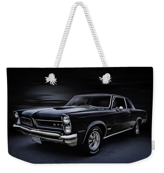 Shadow Rider Weekender Tote Bag