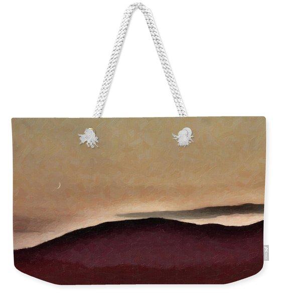 Shadows And Light Weekender Tote Bag