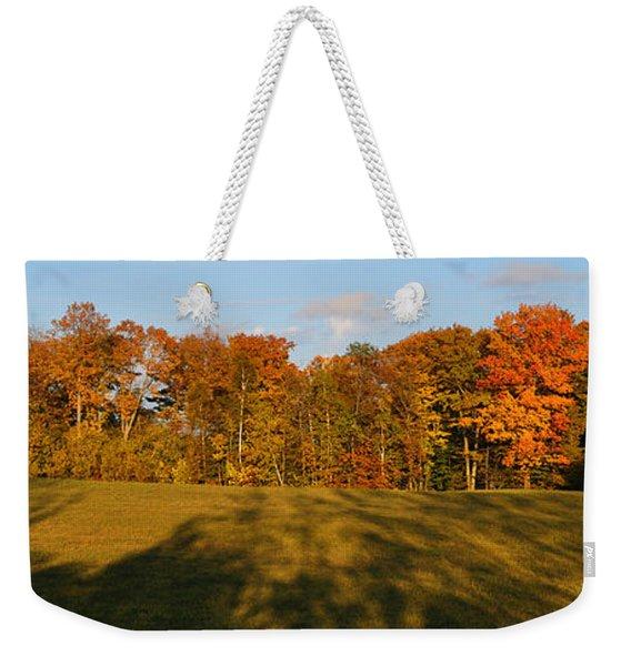 Shadows Bow Weekender Tote Bag