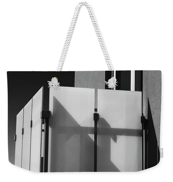 Shadows Edge Weekender Tote Bag