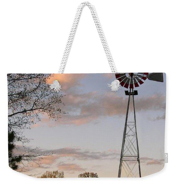 Shadows Fall  Weekender Tote Bag