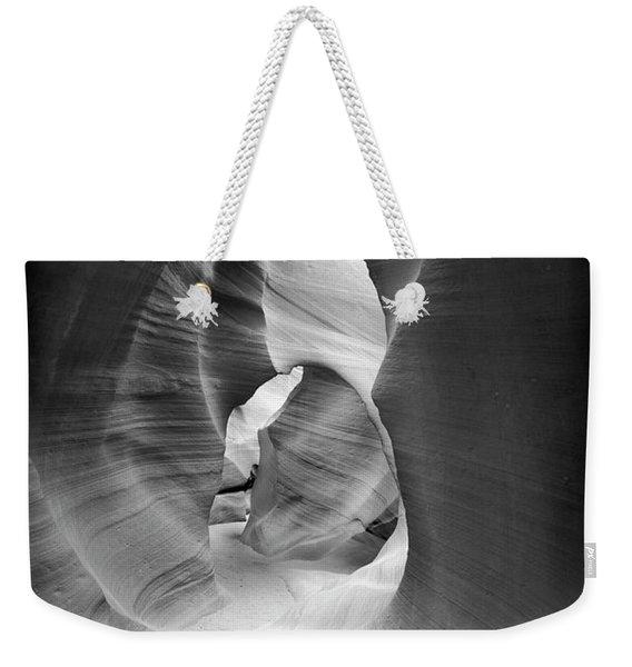 Shadows In Antelope Canyon Weekender Tote Bag