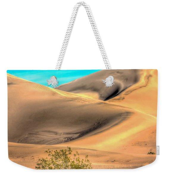 Shadows In The Sand Weekender Tote Bag