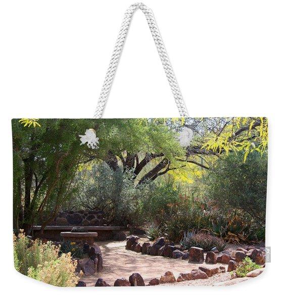 Shady Nook Weekender Tote Bag