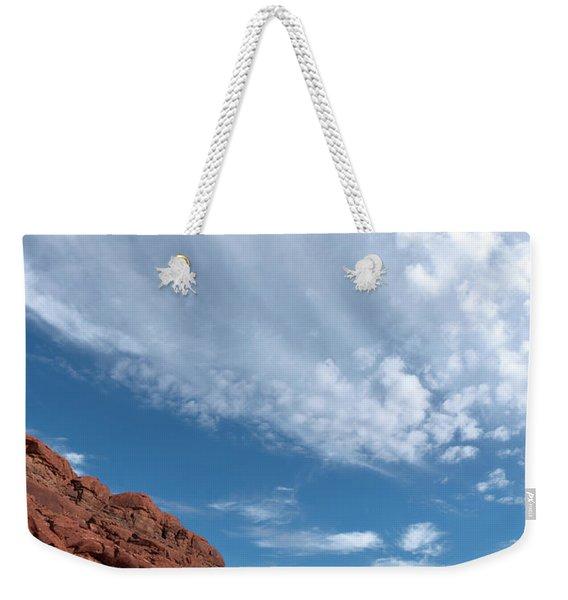 Shafer Canyon Weekender Tote Bag
