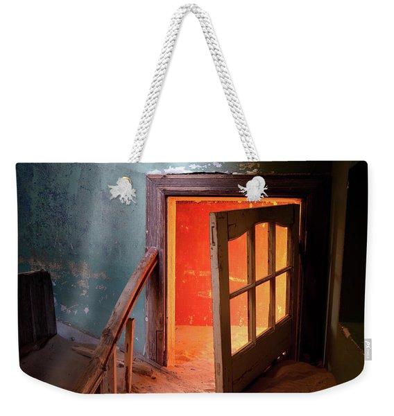 Shaft Of Light Weekender Tote Bag