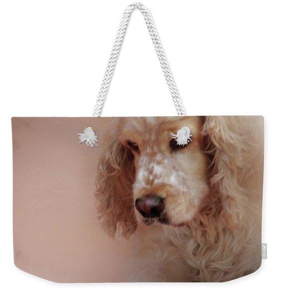 Saint Shaggy Art 8 Weekender Tote Bag