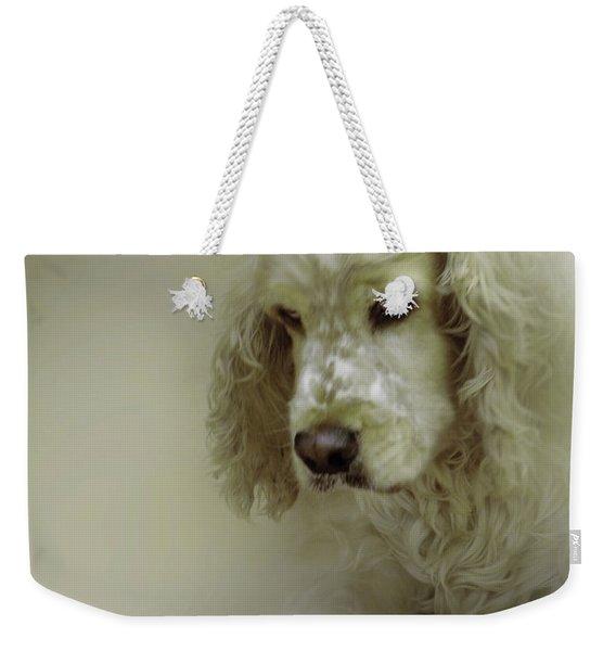 Saint Shaggy Art 7 Weekender Tote Bag