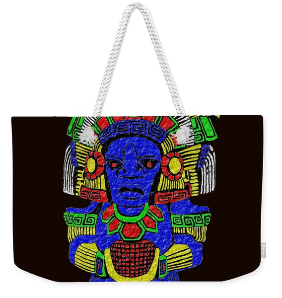 Shaman Weekender Tote Bag
