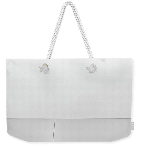 Shape And Line I Weekender Tote Bag