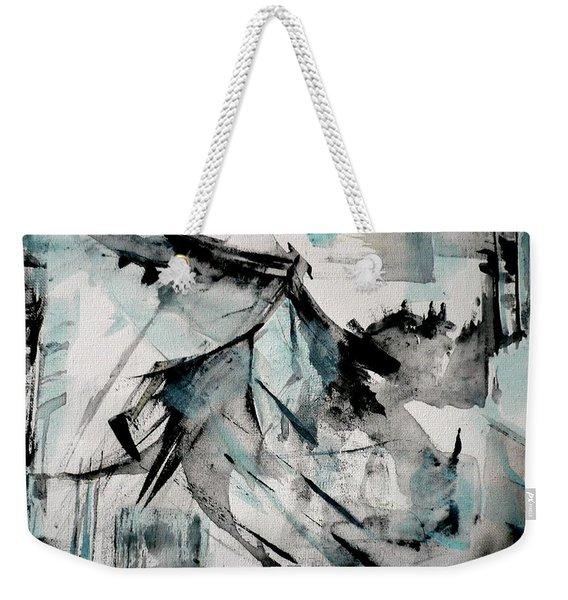 Shapeshifter Weekender Tote Bag