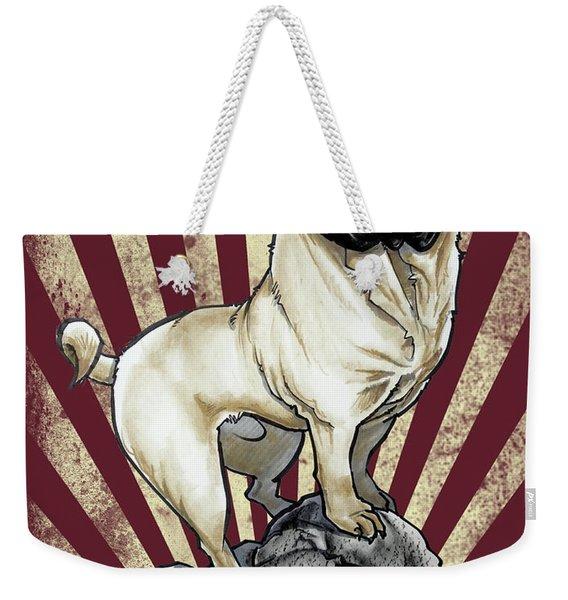 Shar Pei Revolution Weekender Tote Bag