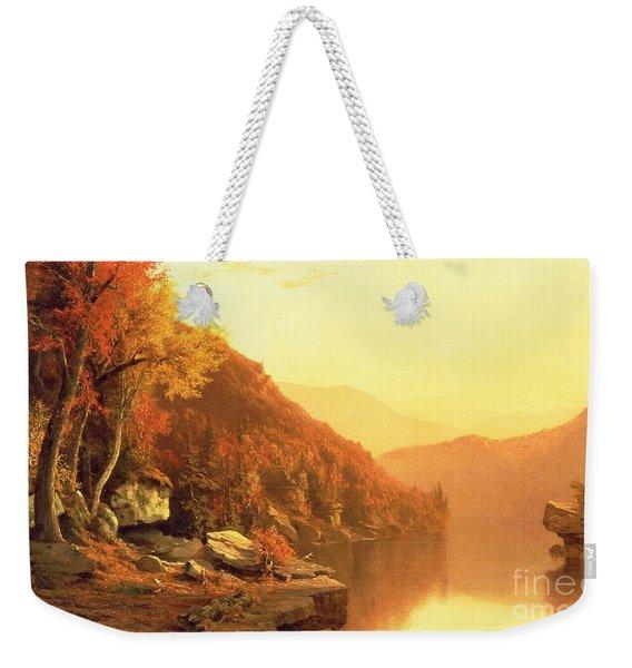Shawanagunk Mountains Weekender Tote Bag