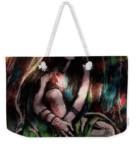 Soulfire Seer Weekender Tote Bag