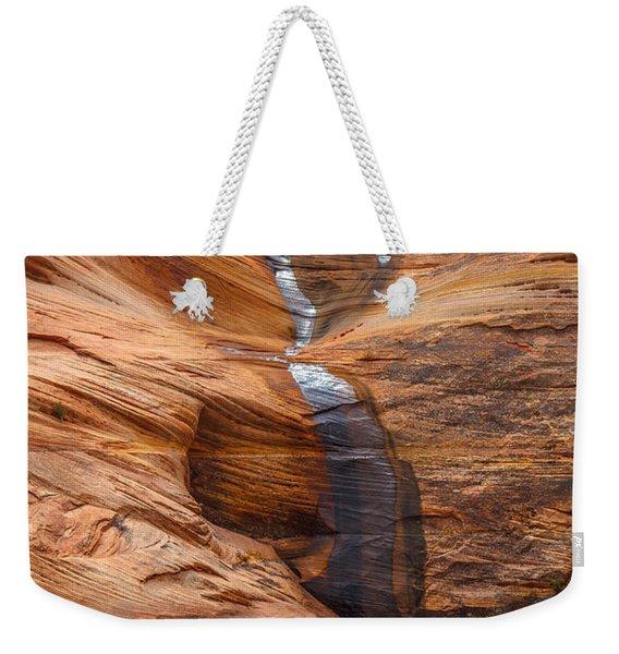 Sheen Weekender Tote Bag