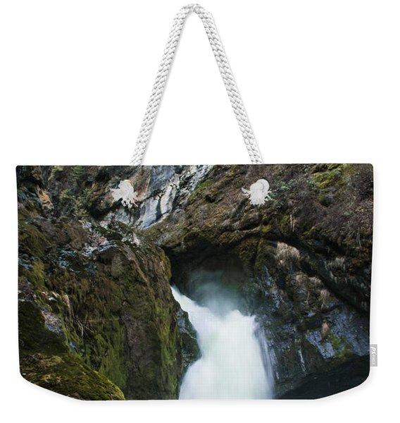 Sheep Creek Falls Weekender Tote Bag