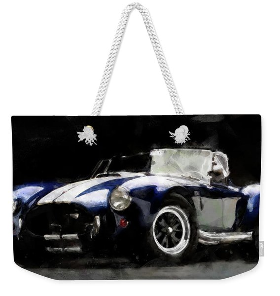 Shelby Cobra - 07 Weekender Tote Bag