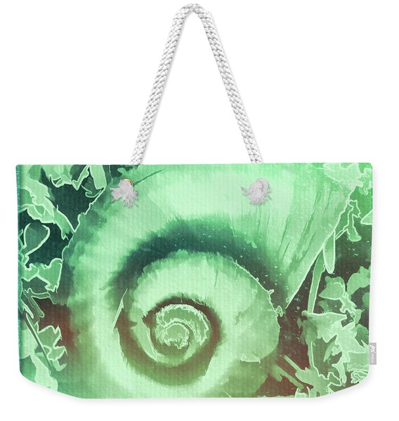 Shell Series 2 Weekender Tote Bag