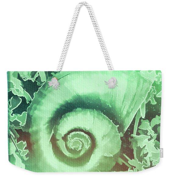 Shell Series 2 Weekender Tote Bag