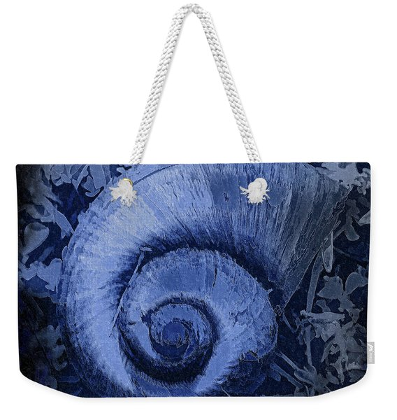 Shell Series 3 Weekender Tote Bag