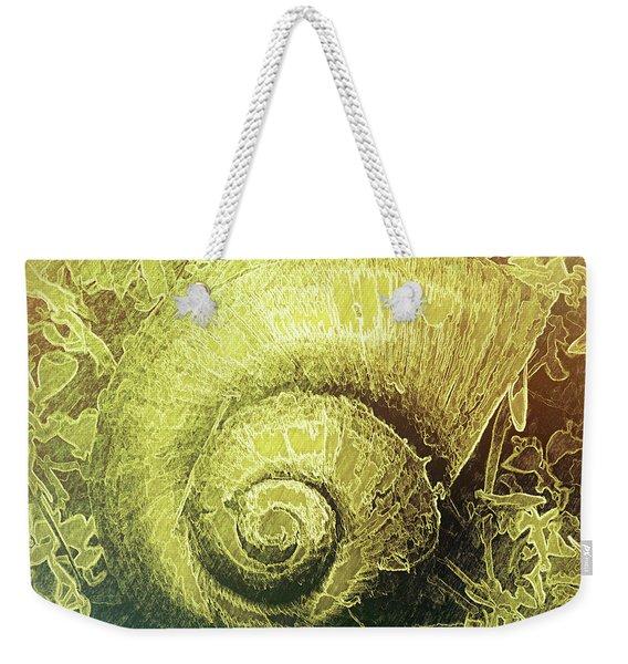 Shell Series 4 Weekender Tote Bag