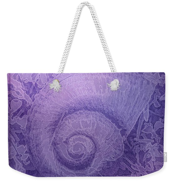 Shell Series 5 Weekender Tote Bag