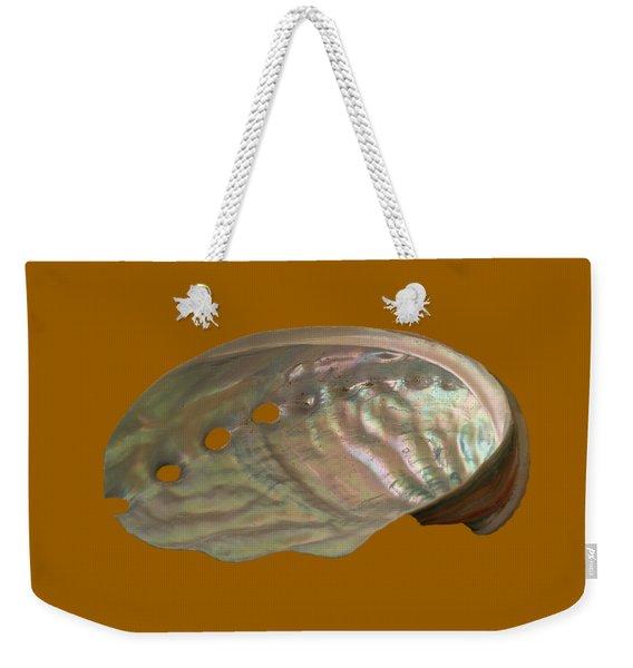 Shell Transparency Weekender Tote Bag