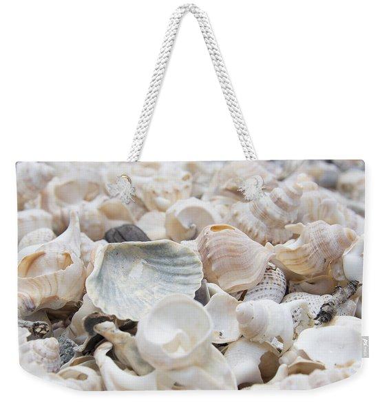 Shells 2 Weekender Tote Bag