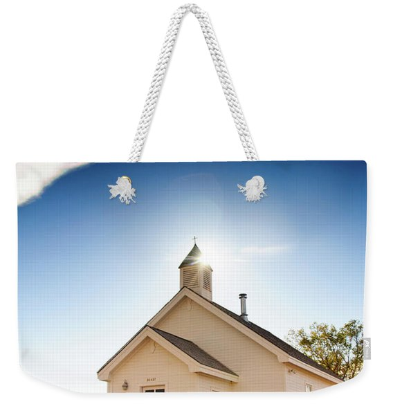 Shelter From The Storm Weekender Tote Bag